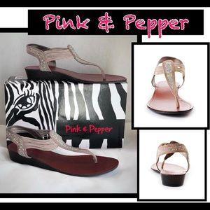 Pink & Pepper
